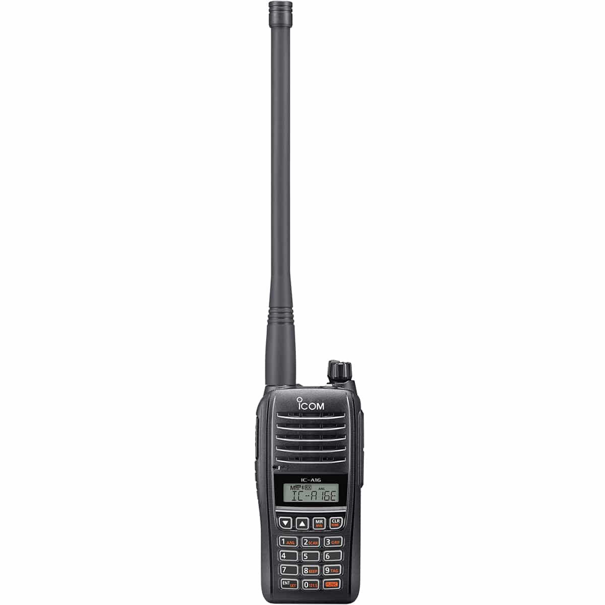 Носима авиационна радиостанция ICOM IC-A16E се спира от производство | Integra-a