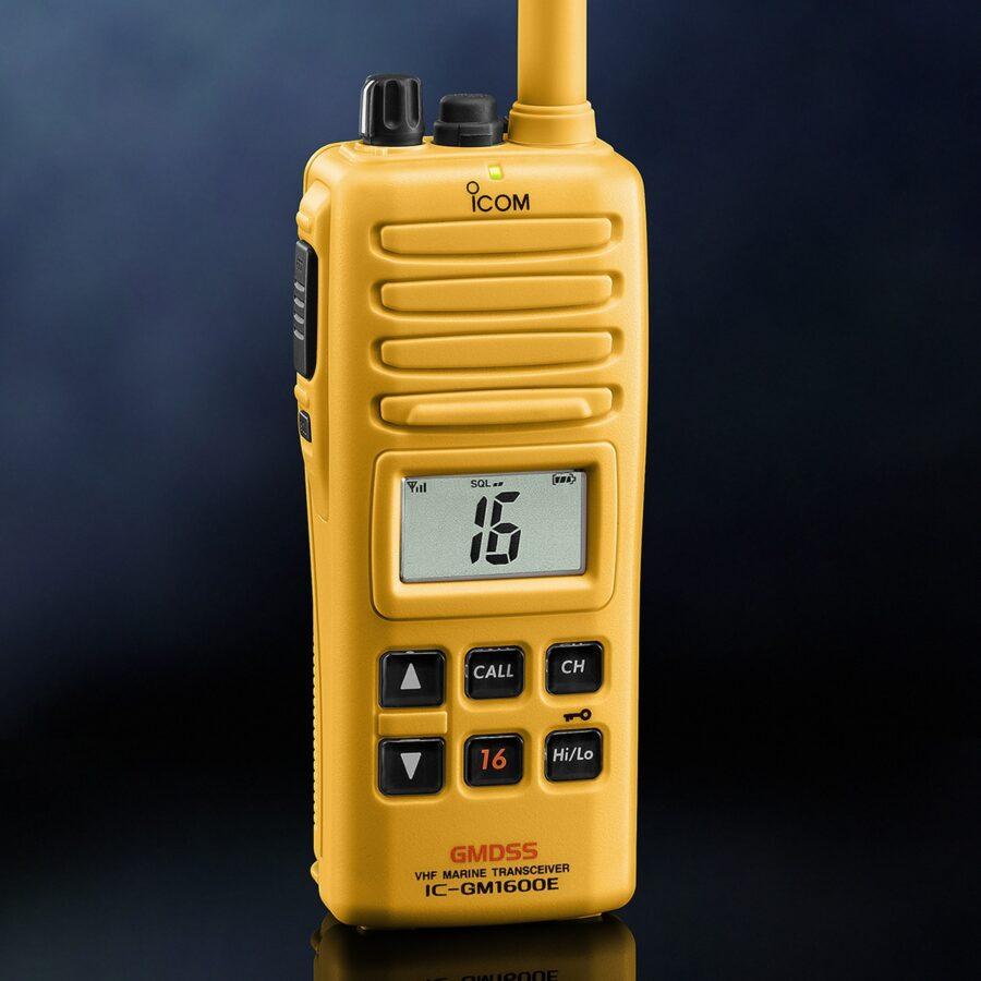 НОСИМА МОРСКА РАДИОСТАНЦИЯ ICOM IC-GM1600E | Integra-a