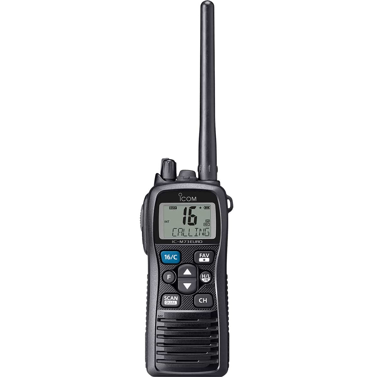 Носимата морска радиостанция ICOM IC-M73EURO / IC-M73EURO Plus се спира от производство   Integra-a