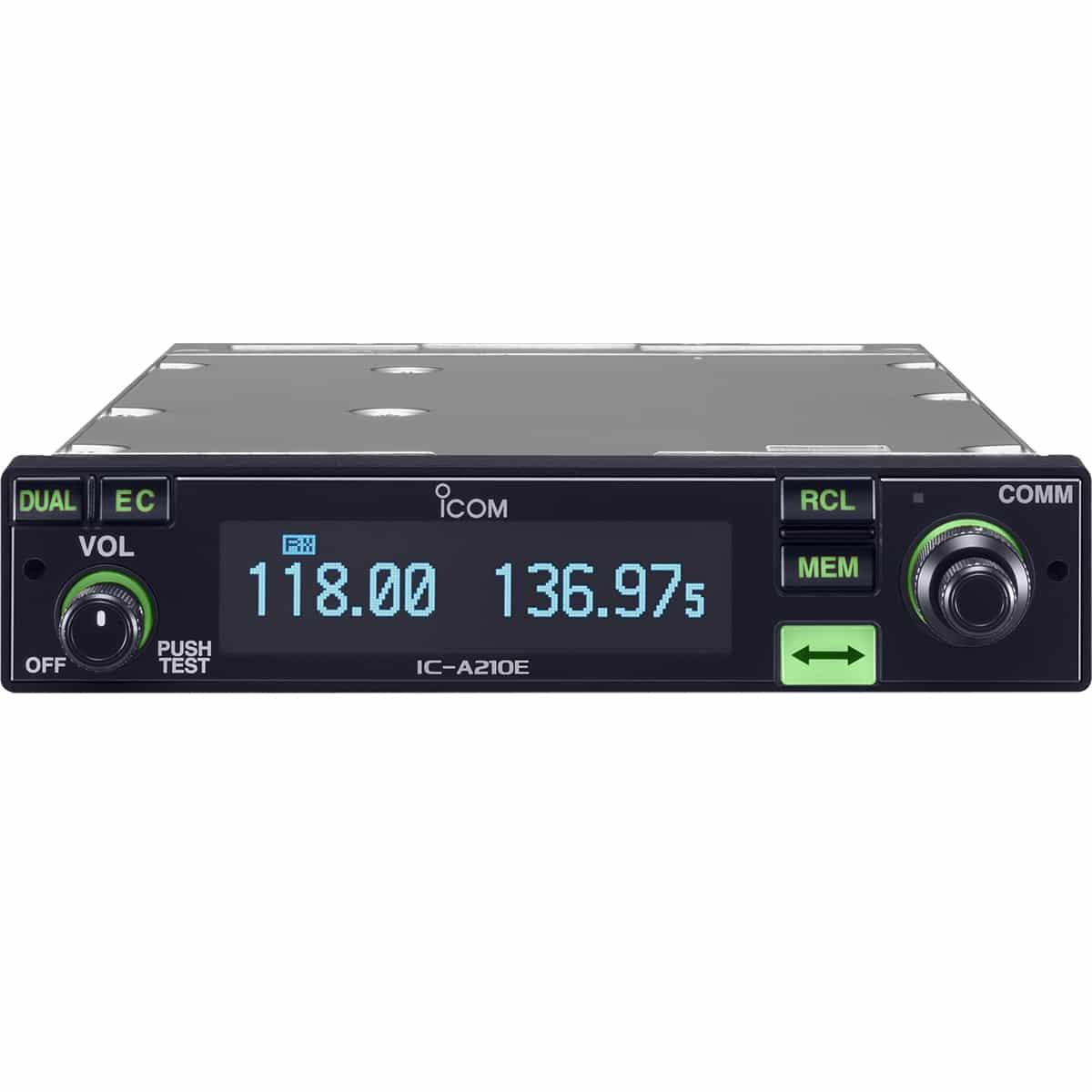 Бордова авиационна радиостанция ICOM IC-A210E се спира от производство   Integra-a