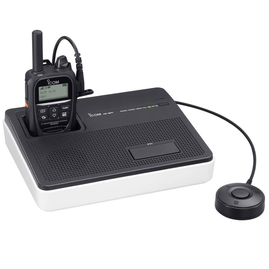 НОСИМА LTE (PoC) РАДИОСТАНЦИЯ ICOM IP-503H | Integra-a