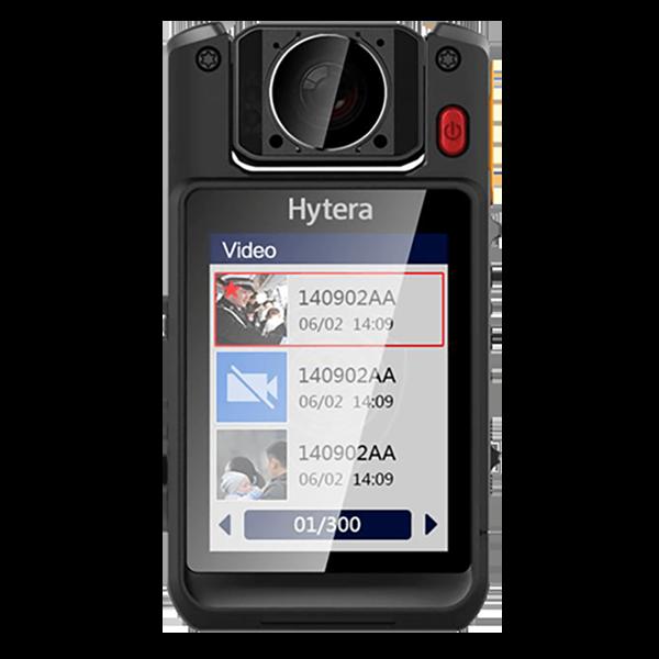 BODY CAMERA HYTERA VM780 | Integra-a