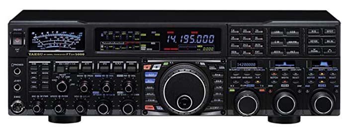 Радиолюбителска кв радиостанция YAESU FT-DX5000MP-limited се спира от производство | Integra-a