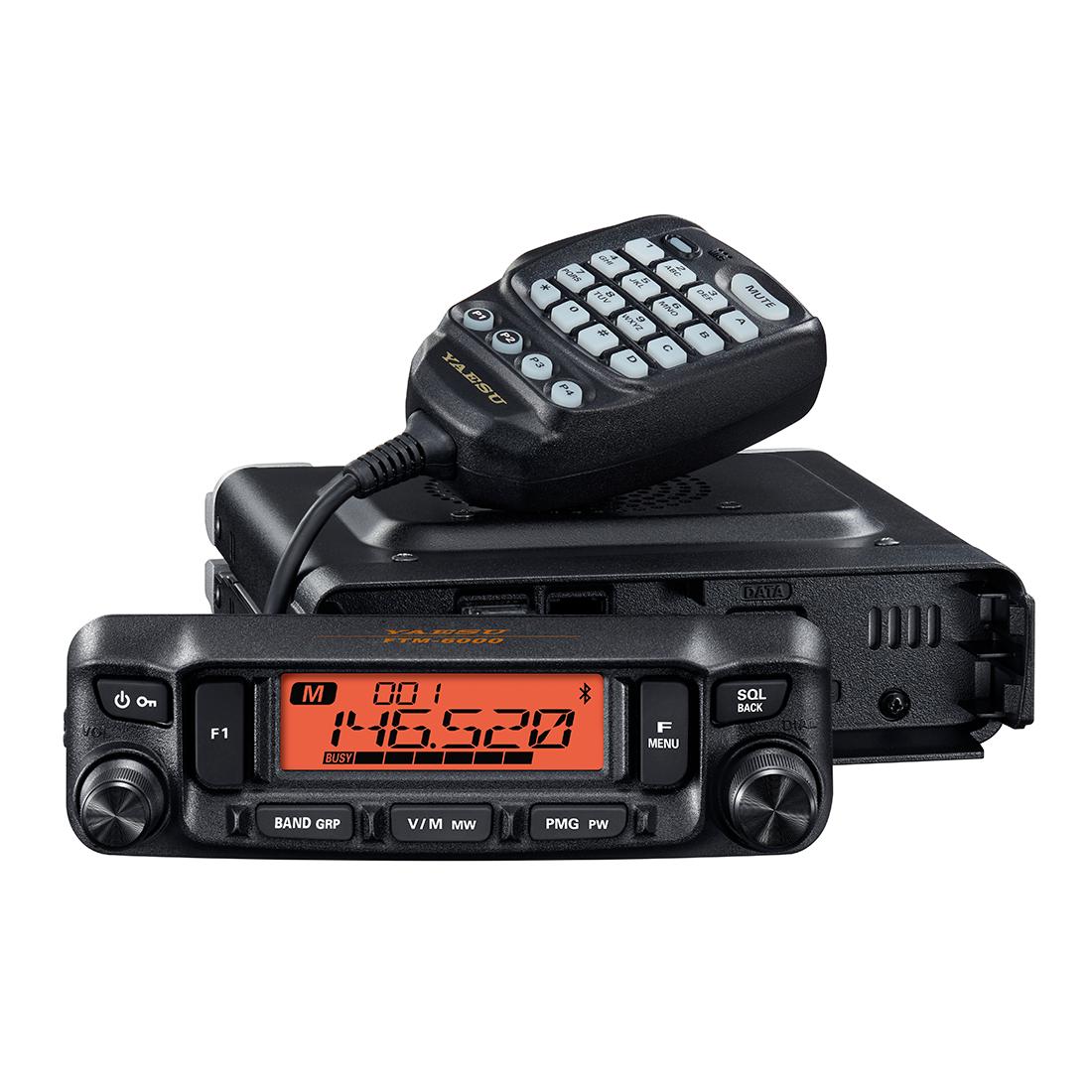 Имаме удоволствието да ви информаираме, че YAESU пускат своят нов модел двубандова радиостанция FTM-6000E   Integra-a
